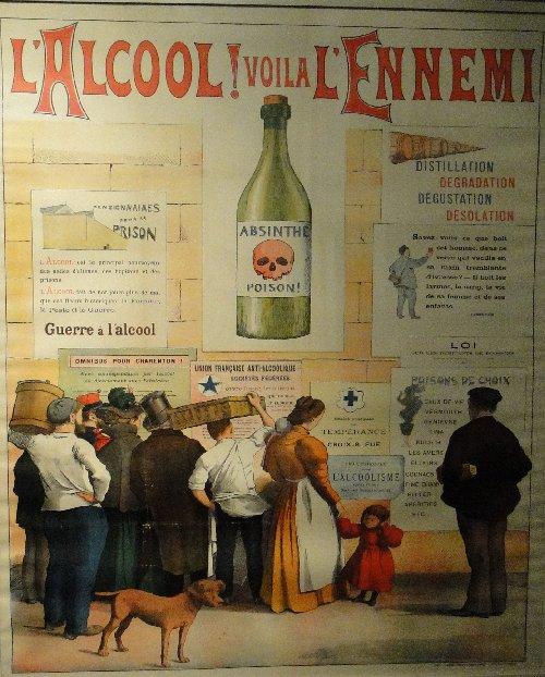 La Fée Verte - La route de l'absinthe - 8 mai 2012 Alcool