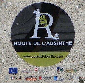 La Fée Verte - La route de l'absinthe - 8 mai 2012 Route