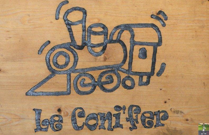Le Coni-Fer - 9 août 2010 Logo