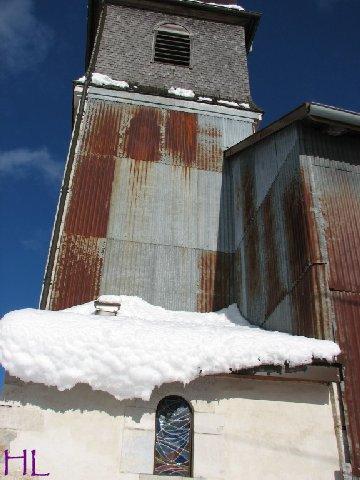 Dimanche de neige dans la vallée de la Valserine - 7 février 2010 0020