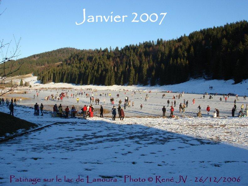 Les archives de la photo d'accueil 2007-01_Lamoura