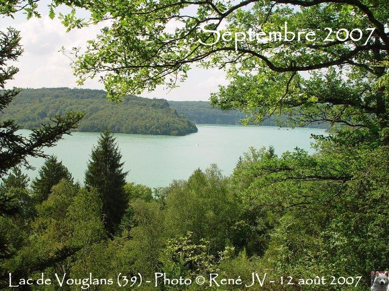 Les archives de la photo d'accueil 2007-09_vouglans
