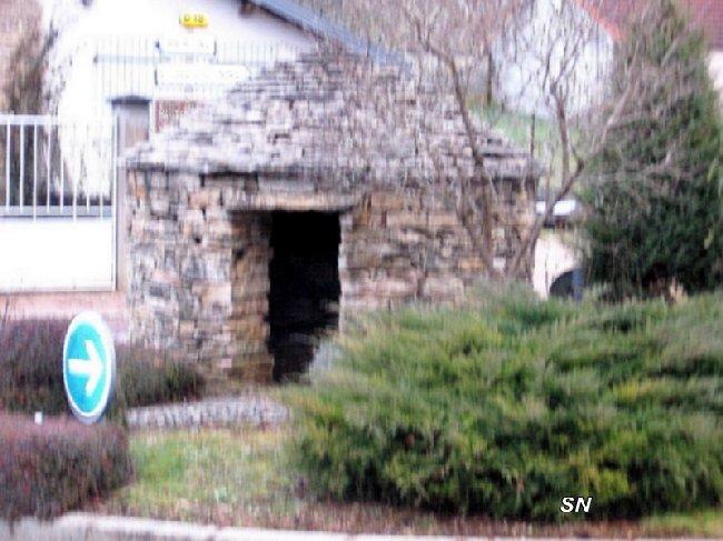 Bories en Provence - Cabotes en Bourgogne - mail du 5/07/09 02