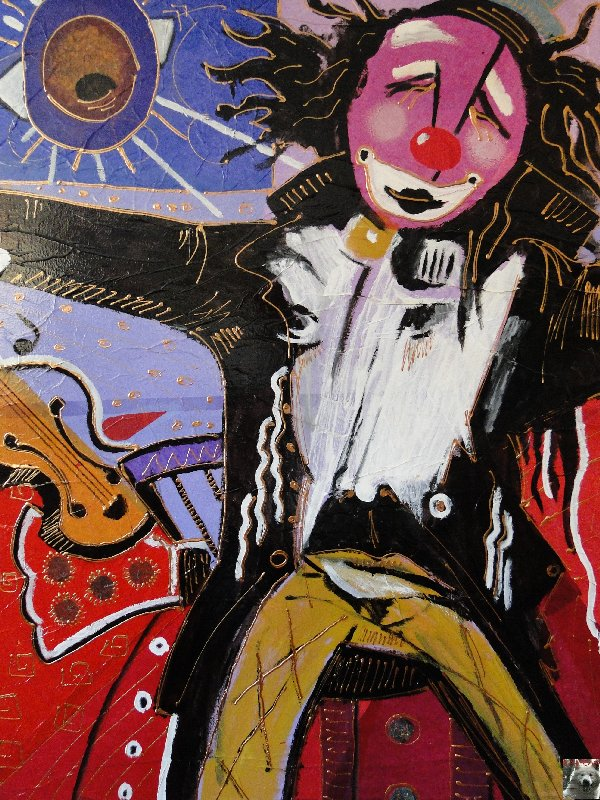 2010-09-04 : Fred Mazuir à Monte-Carlo au festival du Cirque 001