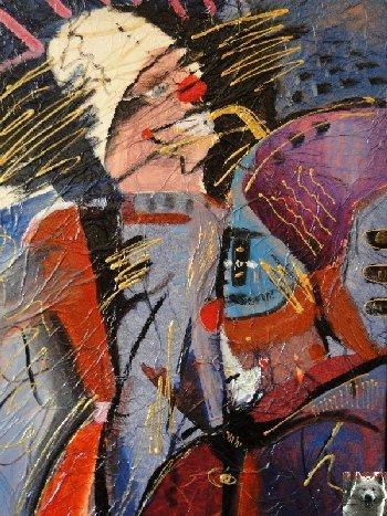 2011-06-03 : Fred Mazuir - Un artiste, un ami, un homme 0019