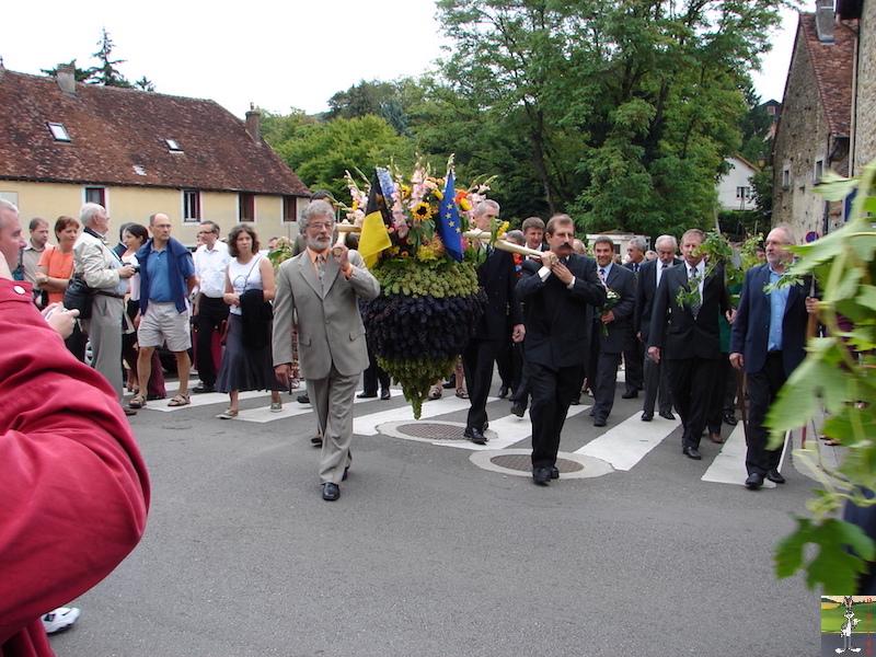 [39] : 3 septembre 2006 : La cérémonie du Biou en Arbois 0009