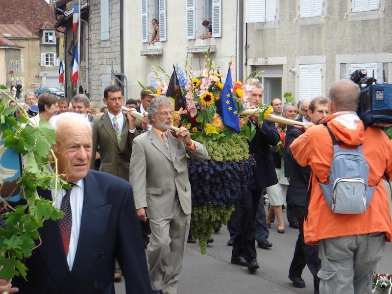 [39] : 3 septembre 2006 : La cérémonie du Biou en Arbois 0012