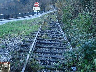 Essais techniques sur la ligne du Haut-Bugey - 01/09/2010 C