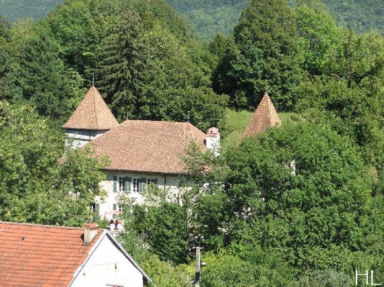Le Paradis est-il dans la vallée de la Valserine ? Hélène L - 8 septembre 2010 0010