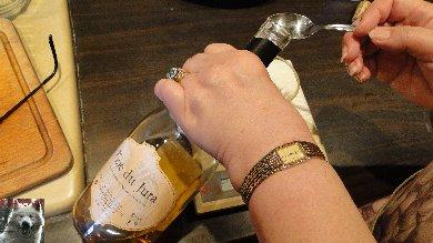 La terrine de foie gras de canard mi-cuit de Sylviane - 22 décembre 2010 0011